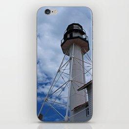 Whitefish Point Lighthouse II iPhone Skin