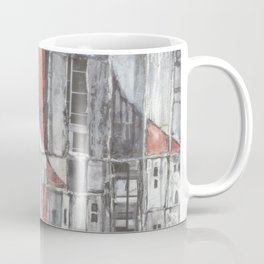 Signos urbanos N° 6 Coffee Mug