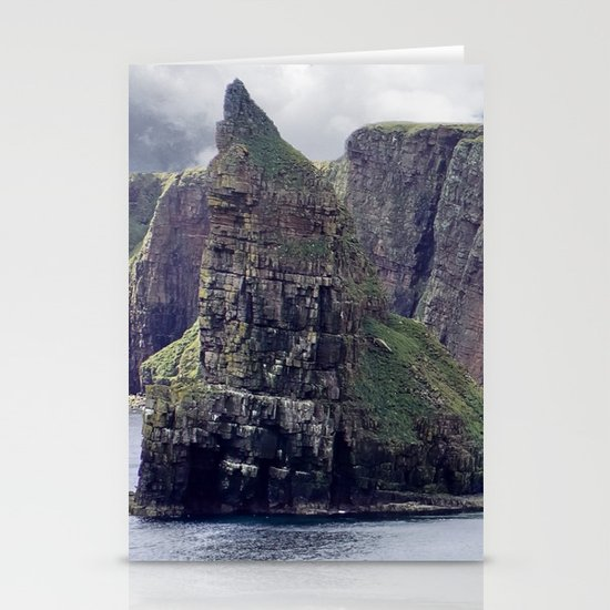 Twin Peaks Stationery Cards
