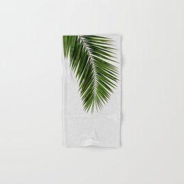 Palm Leaf I Hand & Bath Towel