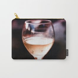 Wine Glass Reflection Carry-All Pouch