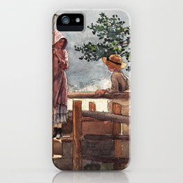 Spring - Digital Remastered Edition iPhone Case