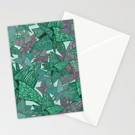 Succulents - One Stationery Cards
