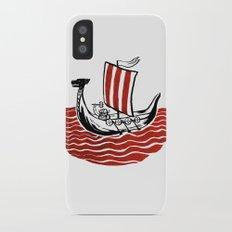 Lone Viking Slim Case iPhone X