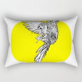 ARA PAPPAGALLO Rectangular Pillow