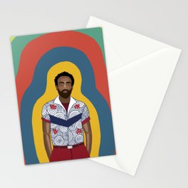 The One and Only Childish Gambino Stationery Cards