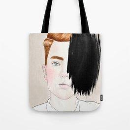 Hiding #3 Tote Bag