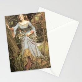 John William Waterhouse - Ophelia Stationery Cards