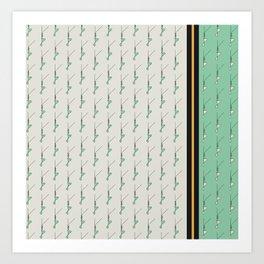 SERAFINA #4 Art Print