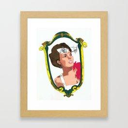 work for hire Framed Art Print