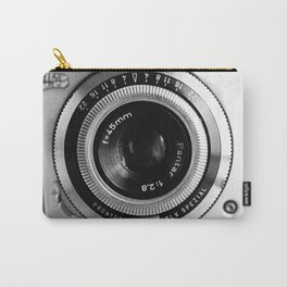 Vintage Film Camera Carry-All Pouch