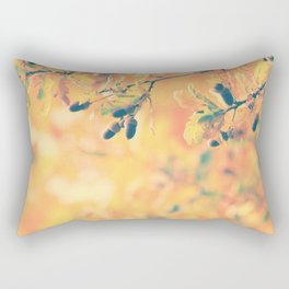 Oak nature photography Rectangular Pillow