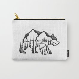 Bear Valley Carry-All Pouch