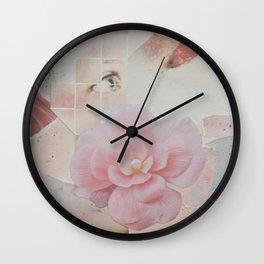 Composition I Wall Clock