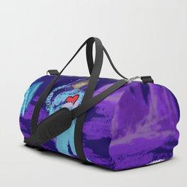 Long Distance Valentine Duffle Bag