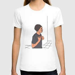 opposite look T-shirt