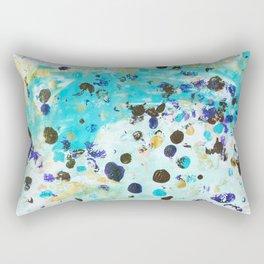 AQUA Rectangular Pillow