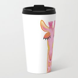 Giraffe Nursery Travel Mug