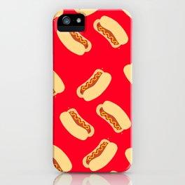 Hawt Dawg iPhone Case