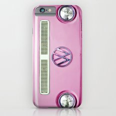 Summer of Love - Cotton Candy Pink iPhone 6s Slim Case
