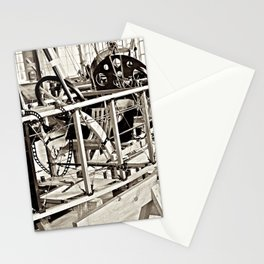 Aviation Science Stationery Cards