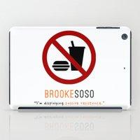 oitnb iPad Cases featuring Brooke Soso #2 | OITNB by Sandi Panda