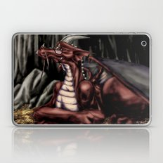 The Dragon's Cave Laptop & iPad Skin