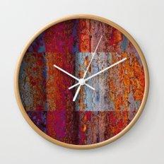 Metal Mania 9 Wall Clock