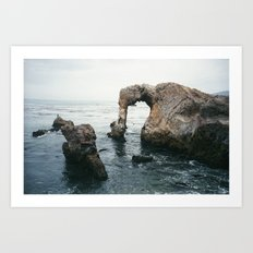 Pirate's Cove Art Print