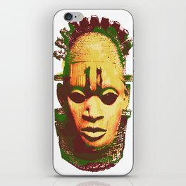 African Mask iPhone Skin