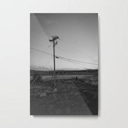 Seligman Metal Print