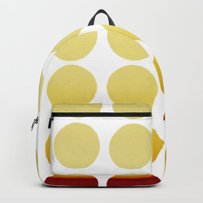 Warm dots Backpack