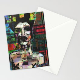 Grande gueule Stationery Cards