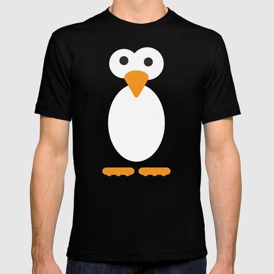 Minimal Penguin T-shirt
