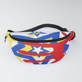 Tricolor Venezuela 2 Fanny Pack