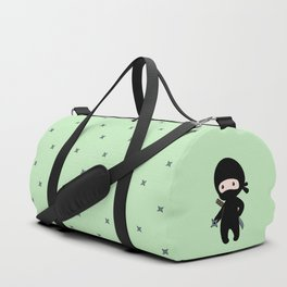 Tiny Ninja Duffle Bag