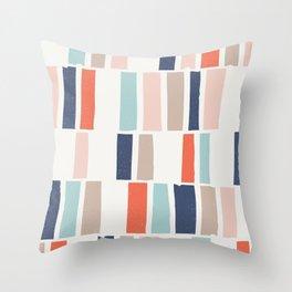 Stacking Blocks Throw Pillow