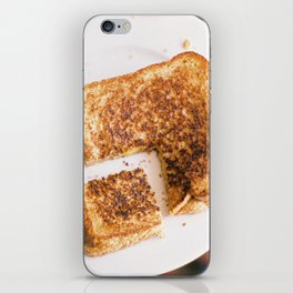 grilled love iPhone Skin