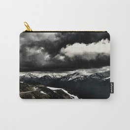 Mountains, Garibaldi Provincial Park Carry-All Pouch