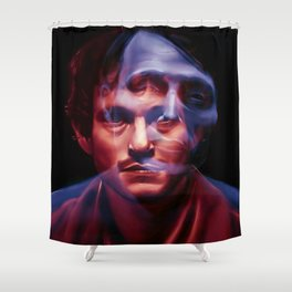 Hannibal - Season 1 Shower Curtain