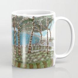 Meandering Landscapes: Swirling Around (BP) Coffee Mug