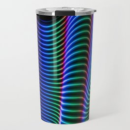 Wave of Light Travel Mug