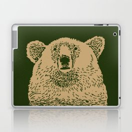 Kodiak Bear Laptop & iPad Skin