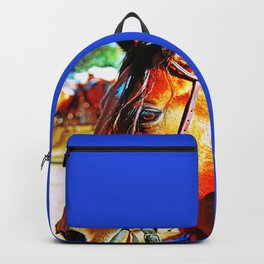 Horse-1-Color Backpack