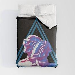 Daft Punk: Daft Deco Comforters