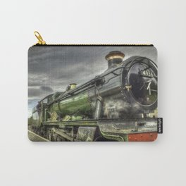 Steam Locomotive 4936 Kinlet Hall Carry-All Pouch