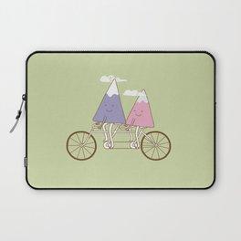 mountain biking Laptop Sleeve