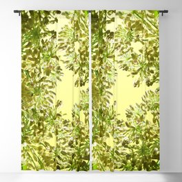 Angelica Seed Heads  Blackout Curtain