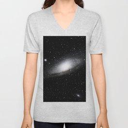 star bw Unisex V-Neck