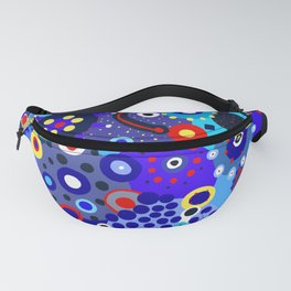 Don't Be Blue Fanny Pack